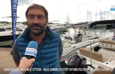 """Quicksilver, Bayliner, Heyday et Uttern - """"nous sommes plutôt positifs sur la saison nautique 2020-2021"""""""