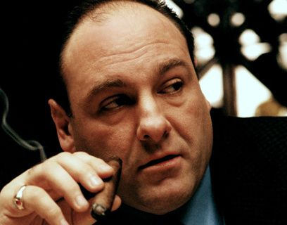 JAMES GANDOLFINI - So long, Tony...