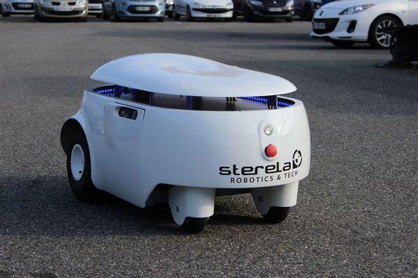 Trolley Bot - Sterela Robotics