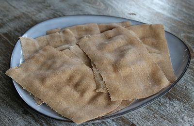 Pâte à lasagnes à la farine de petit épeautre IG bas à la Pasta Maker