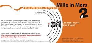 MILLE in MARS - Dernières places à prendre !