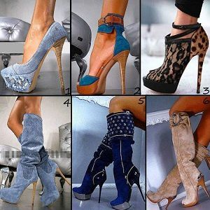 Les chaussures de stars by Myperfectstyle !