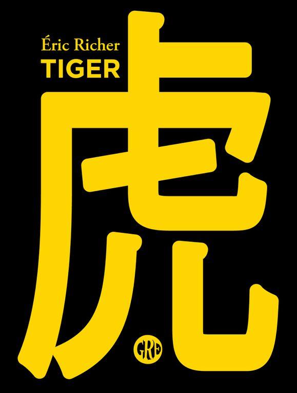 Tiger - de Eric RICHER