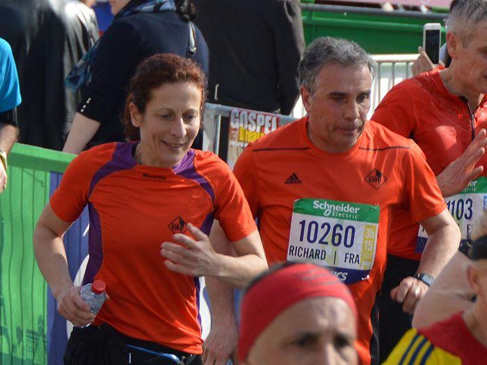 Marathon de Paris 2018 (résultats)