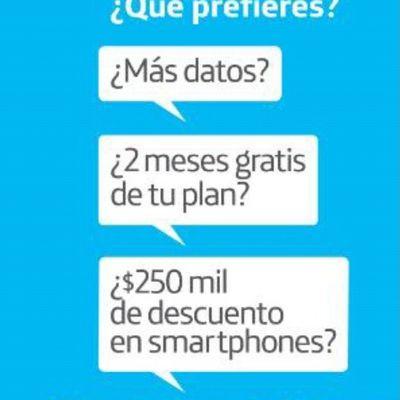 ¿Que prefieres? Elige todo, elige Movistar... #318888888, #3187596050