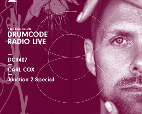 DCR407 - Drumcode Radio Live - Carl Cox Junction 2 special by adambeyer