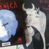 26 avril 1937. Guernica/Picasso. Deux albums dès 6 ans. -