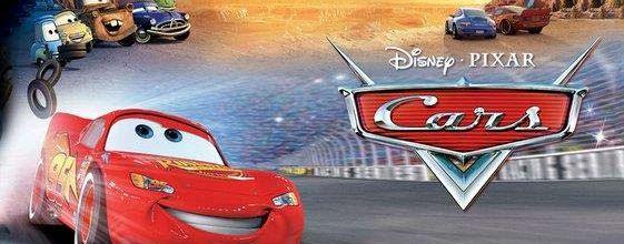 """Soirée """"Cars"""" ce jeudi avec la diffusion des deux premlers opus sur M6"""