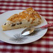Sernik (cheesecake polonais) - Les petits plats de Patchouka