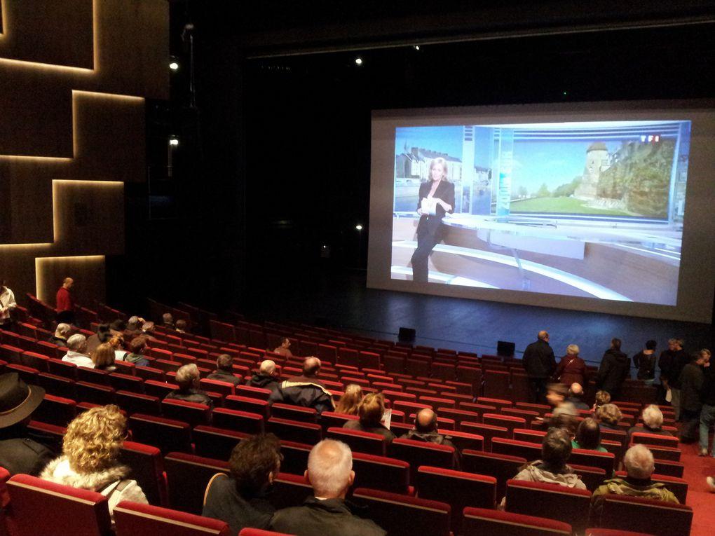 Le nouveau théâtre des Quinconces, au Mans
