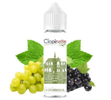Test - Eliquide - L'Auxerrois gamme Patrimoine de chez Clopinette