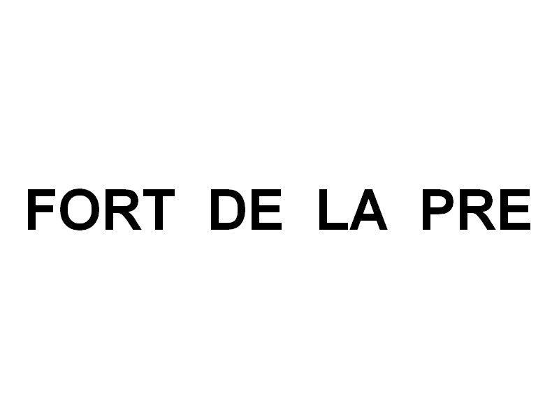 FORT DE LA PRE ,  Vedette de la RMTT ,pour la traversée de la rade (vers la Seyne, St Mandrier ou les Sablettes