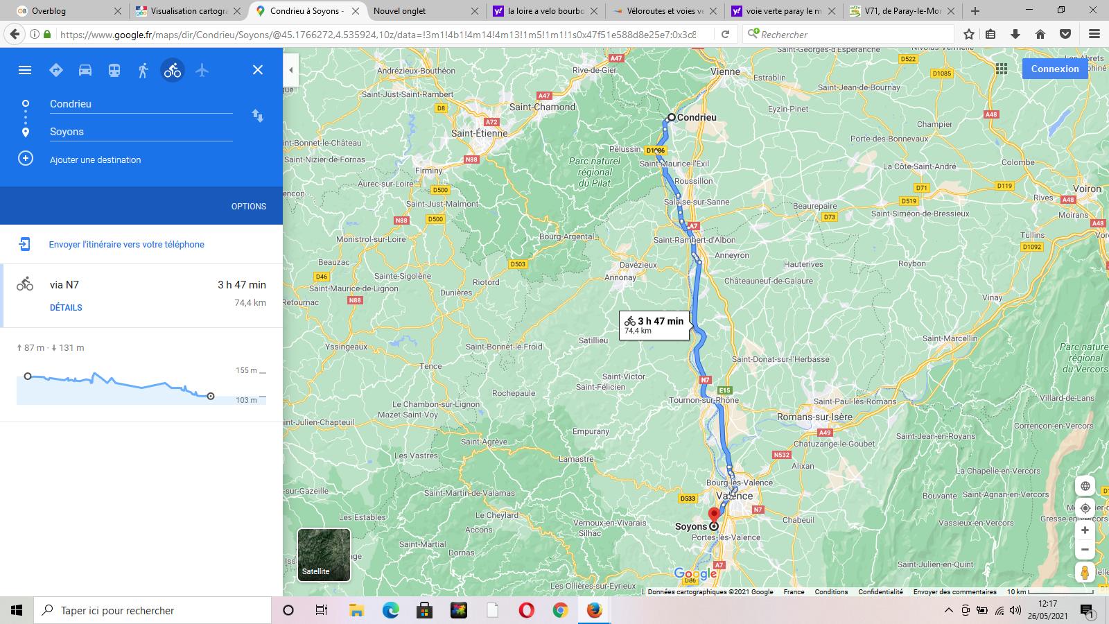 les 10 kms de macron