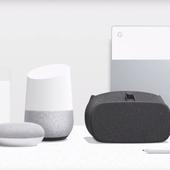 Smartphones, ordinateur... Google présente toute une série de nouveaux objets
