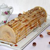 Fondant de pommes aux saveurs amandes et noisettes - Chez Vanda