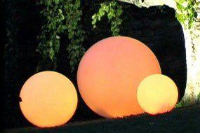 Rêve des trois boules de lumière