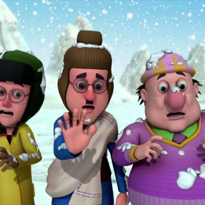 Motu Patlu is the most funny cartoon among kids