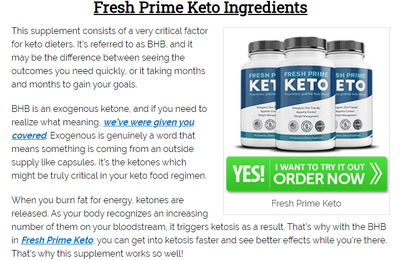 Fresh Prime Keto Diet #Weight Loss Pills, Reviews, Dose, Side Effects, Benefits, Price & Buy!