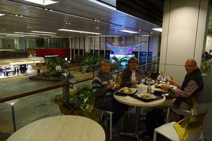 Singapour airport