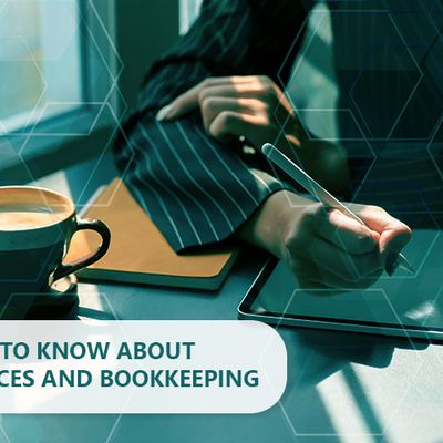 Good Things To Know About Accounting And Bookkeeping
