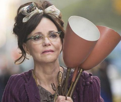 SALLY FIELD BIOGRAPHIE