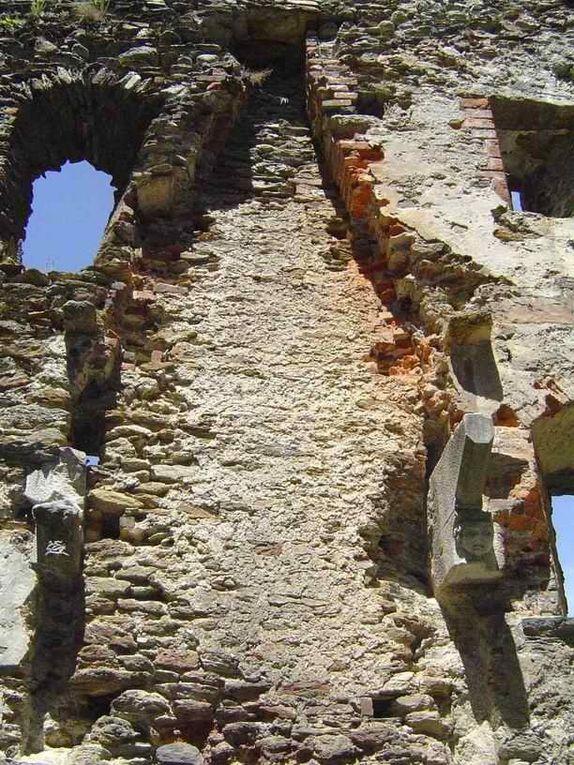 Diaporama château de Chantemerle à La Bâthie
