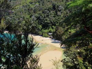 Le parc national ABEL TASMAN