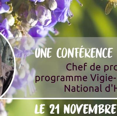 21/11/19 : Événement biodiversité et sciences participatives par le Passe-Jardins