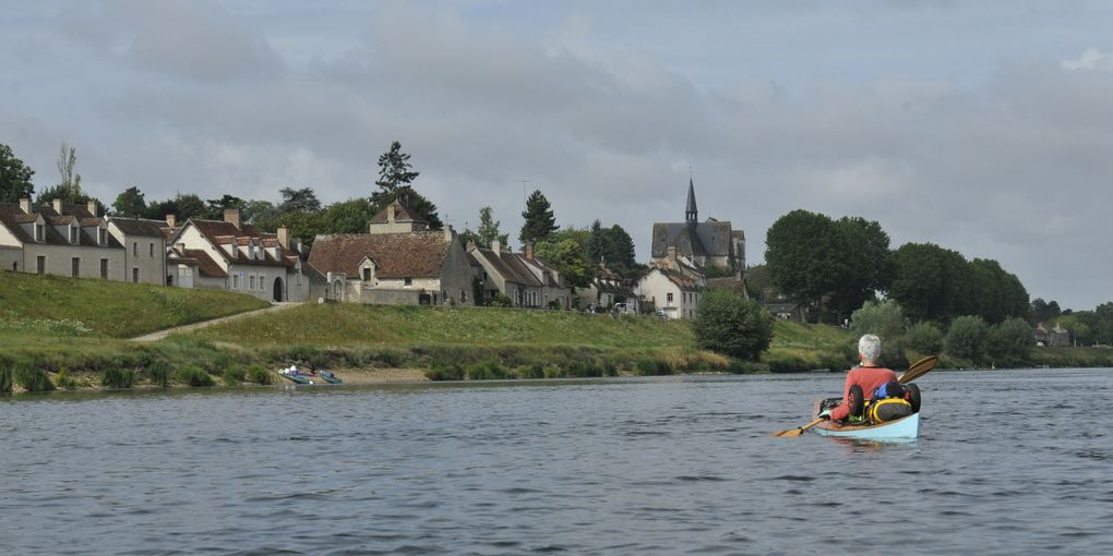 La série de l'été : « 2 kayaks Léo sur la Loire » - Saison II, du 20 jullet au 3 aout