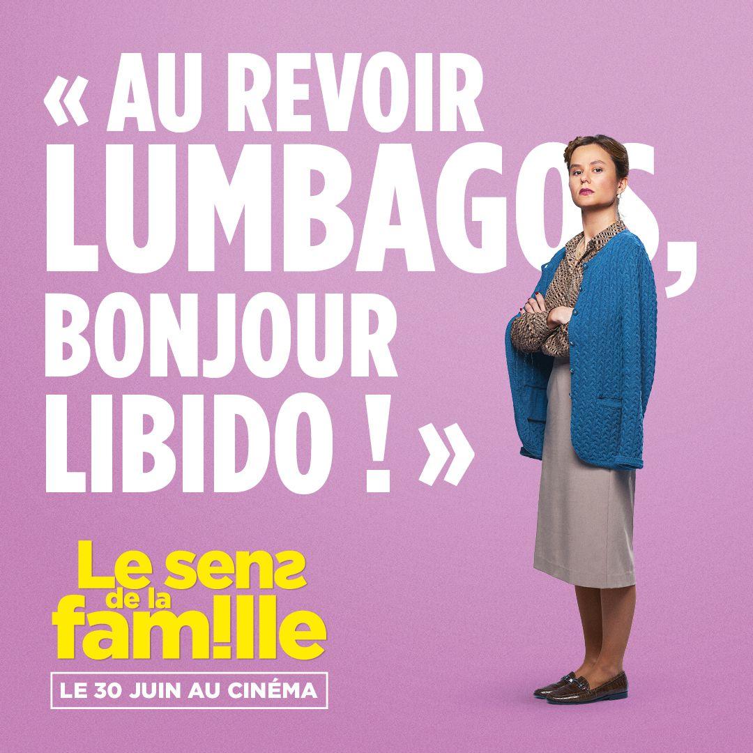 Le sens de la famille (BANDE-ANNONCE) avec Alexandra Lamy, Franck Dubosc - Le 30 juin 2021 au cinéma
