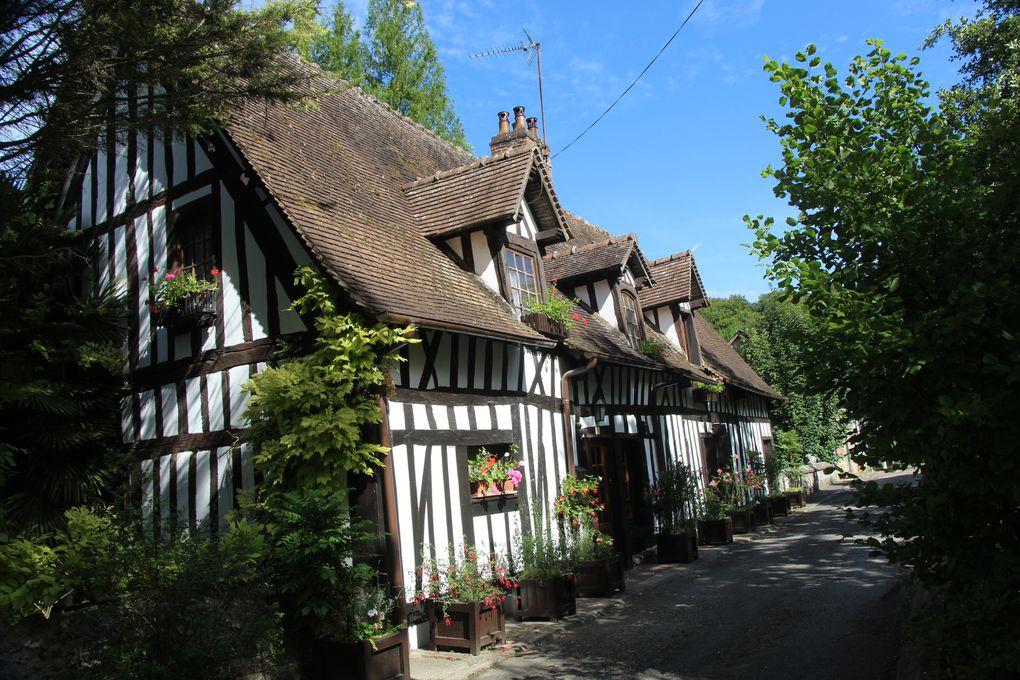 Lyons-la-Forêt, plus beau village de France