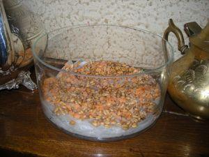 La Sainte Barbe !!!! Plantons le blé