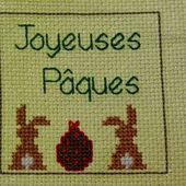 B comme broderie