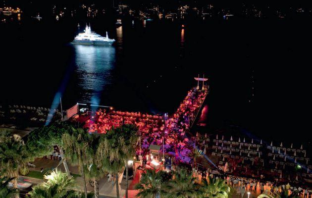45 yachts en compétition pour les World Yachts Trophies 2016, lors du Cannes Yachting Festival
