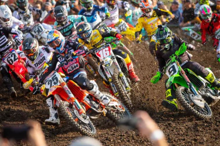 AMA Motocross - Fox Raceway 1 : Sur quelle chaîne suivre la course en direct ce samedi ?