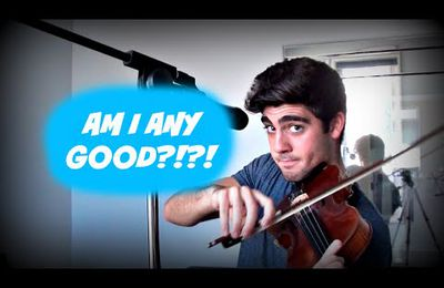 Violon et beatboxing