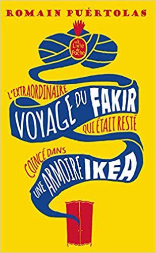 Romain Puertolas' book