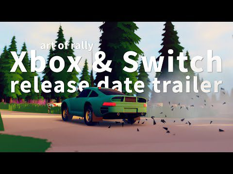 [ACTUALITE] Art of Rally - Sortie sur Xbox, Game Pass et Switch le 12 août
