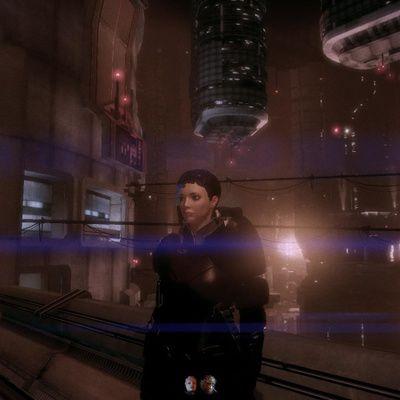Test du jeu vidéo Mass Effect sur Xbox 360