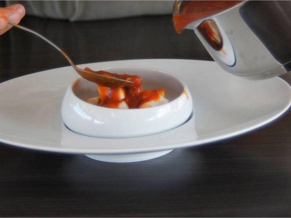 Gnocchis mozzarella et pesto