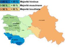 Le Cachemire en guerre permanente.