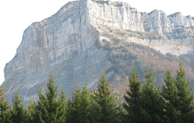 Tour du Mont Joigny depuis le col du Granier - Chartreuse - 30 octobre 2009