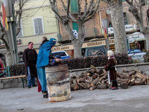 La fête des pétardiers à Castellane 431 ème édition