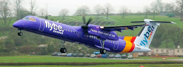 Flybe : extensive 2018 summer schedule from France