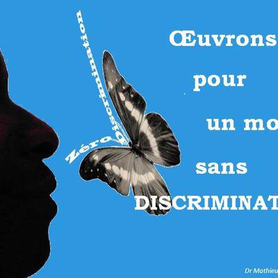 Non à la discrimination !