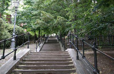 Imali à Budapest ; promenade dans les rues