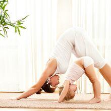 """Atelier """"un temps pour soi"""" yoga"""