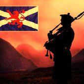 AULD LANG SYNE ~ Royal Scots Dragoon Guards.