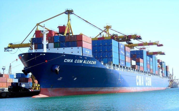 24 février 2021 - Le container est bon de douane et peut partir vers la Tunisie (envoi 14)
