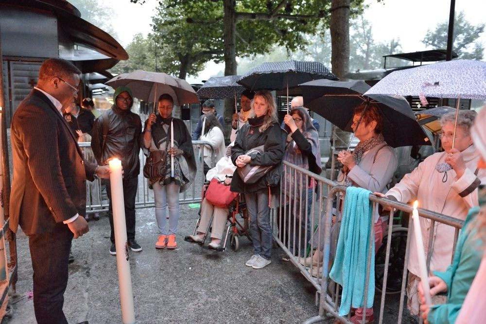 Pèlerinage diocésain à Lourdes du 18 au 23 août 2014
